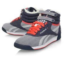 reebok high tops womens. reebok women\u0027s freestyle multi style hi top trainers. size high tops womens