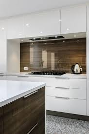 Best 25 Glass Splashbacks Ideas On Kitchen Splashback