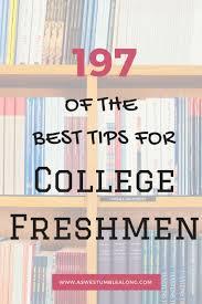 ouml ver id eacute er om college freshman tips p aring n ouml dv auml ndiga a round up of amazing posts full of college tips for college freshmen featuring everything