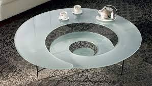 cattelan italia coffee table spiral