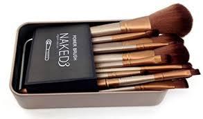 women cosmetic makeup brush set