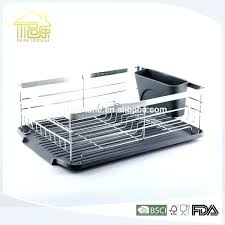 ikea dish rack wall mountable dish drainer stainless steel hot metal wire dish rack dish