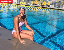 أجمل 18 صورة فريدة عثمان بمايوه السباحة