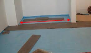 how to install laminate wood flooring under a closet door mryoucandoityourself you