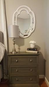 nightstand decor wp night stand decor gray and white theme