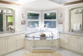 Image-3-1 Modern Corner Bathtub Ideas (29 Pictures)