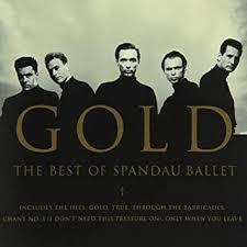 <b>Spandau Ballet</b> - <b>Gold</b> - The Best Of Spandau Ballet - Amazon.com ...