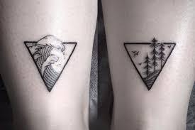 Tetování Která Si Zamiluje Každý Milovník Dobrodružství A Cestování