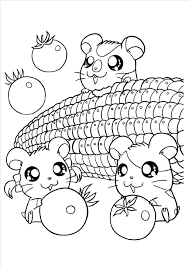Kawaii Fruit Coloring Pages 11 I Best Wallpapers Unknown Resolutions