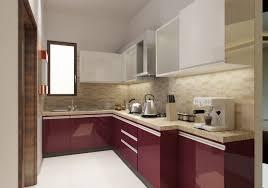 kitchen furniture designs. URBAN CASA UCL 110 L SHAPE MODULAR KITCHEN IN HI GLOSS ACRYLIC FINISH DELHI NCR PRICE Kitchen Furniture Designs