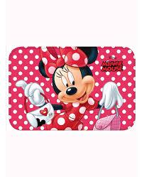 minnie mouse floor mat 40cm x 60cm