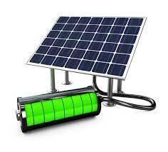 Solar Power Storage Systems ...