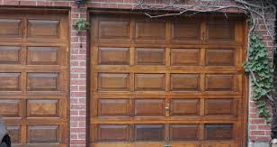 wood garage door panelsBeautiful Wood Garage Door Panels  John Robinson House Decor