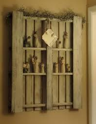 pallet ideas for walls. 64 creative ways to recycle a pallet_39 pallet ideas for walls n