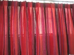 Red Kitchen Curtain Sets Kitchen Beautiful Wide Red Check Ruffled Valance Kitchen Window