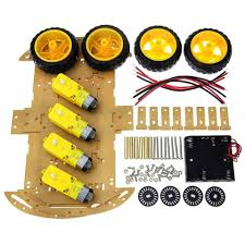 robolabs.lk - ▶️ <b>4</b>/<b>2WD Robot Smart Car</b> Chassis Kits with ...
