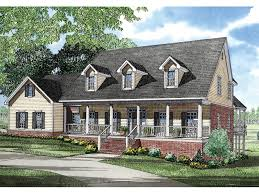 House Plan 98369 At FamilyHomePlanscomCape Cod Home Plans