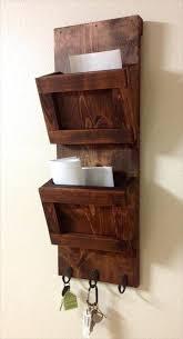 full image for chalkboard kitchen wall entryway organizer co vintage wood desk organizer