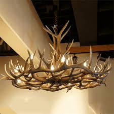 fallow deer antler chair elk antler chandelier