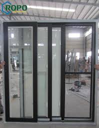 china commercial glass entry doors