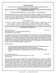 025 Project Manager Resume Template Ideas Styles For Construction