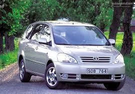 Toyota Avensis Verso MPV/Toyota Picnic Workshop Service Repair ...