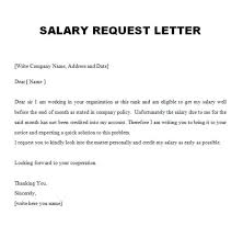 salary counteroffer letter salary negotiation letter sample example coles thecolossus co