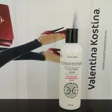 <b>Conditioner</b> for colored hair (sulfate-free) <b>CONDITIONER</b> COLORED ...