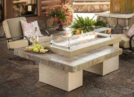 Indoor Coffee Table With Fire Pit Glass Fire Pit Help To Control The Fire Top Modern Home Design