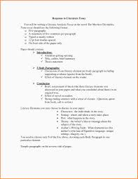 literary analysis essay outline example essay checklist literary analysis essay outline