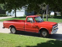 1969 Chevrolet C20 for sale #2003897 - Hemmings Motor News