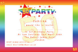 50th birthday invitations free printable 50 birthday invitation templates magdalene project org