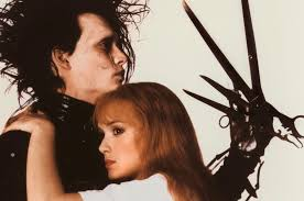 edward scissorhands directed by tim burton film review