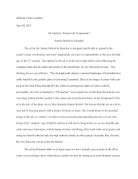 analysis of essay film analysis essay colorado state university