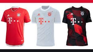 The away fc bayern munich kits 2020/2021 dream league soccer is beautiful. Sportmob Leaked Bayern Munich S 2020 21 Season Home Away And 3rd Kits