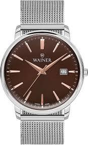 Швейцарские Наручные <b>Часы Wainer Wa</b>.11545-D <b>Мужские</b> ...