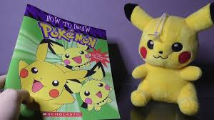 how to draw pokemon book review