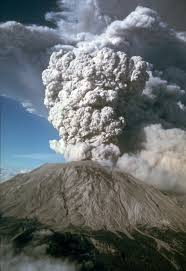 Image result for ash and gas reached the height of 13000 m.