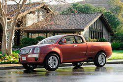 Kia Motors - Mojave Mid-Size Concept Pickup Truck