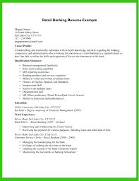 Resume Samples For Banking Jobs resume Resume Examples For Banking Jobs 27
