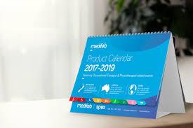 new edition 2017 2019 desktop calendar designed especially for nz and au ot s pt s