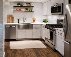 Dc Basement Apartment Eclectic Kitchen Dc Metro By Grossmueller S Design Consultants Houzz