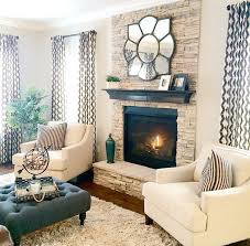 Living Room Home Design Stunning On Living Room And Top 25 Best With Fireplace  Ideas Pinterest 17