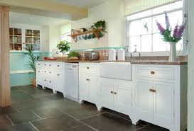 Country Kitchen Free Standing Kitchen Painted Kitchen Devon Samuel F Walsh