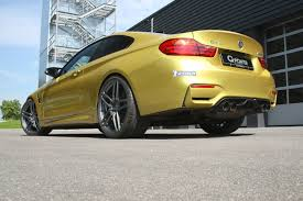 Sport Series bmw m3 hp : G-Power gives the BMW M3/M4 over 500 hp