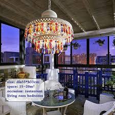 mediterranean style lighting. Bohemian Pendant Light Mediterranean Style Lighting South East Asia Lamp Decoration Led E27 Dining Room Light-in Lights From \u0026 On H