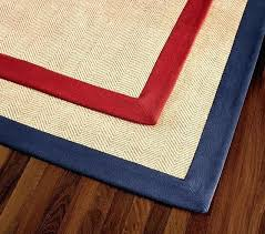 pottery barn jute rug reviews chenille basketweave smell