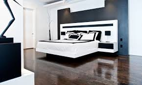 black furniture for bedroom. 35 Timeless Black And White Bedrooms That Know How To Stand Out Furniture For Bedroom