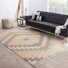 Bright Colored Kitchen Rugs Southwestern Rugs Youll Love Wayfair