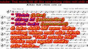 Karaoke - Tiếng hát chim sơn ca beat Lớp 7//Tone Em(Thiếu nhi), nhạc và ...